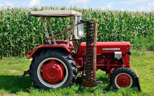 尼日利亚政府正在采购大批拖拉机