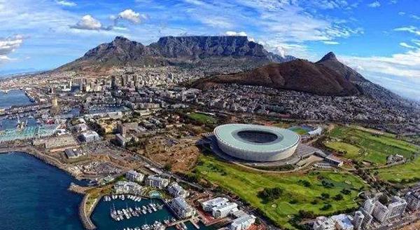 南非正在酝酿建立世界上最大的绿色能源融资计划