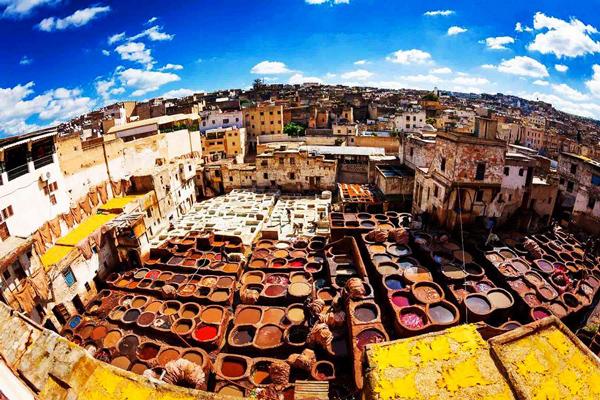 摩洛哥目前经济情况