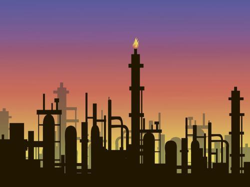 2019年10月,尼日利亚汽油平均价格为145.48奈拉