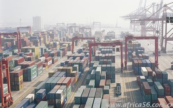 2019年1-10月我国与非洲贸易额为1707.8亿美元