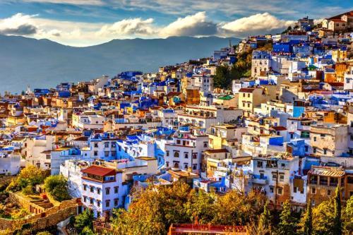 摩洛哥非洲电子商务指数排名第7位