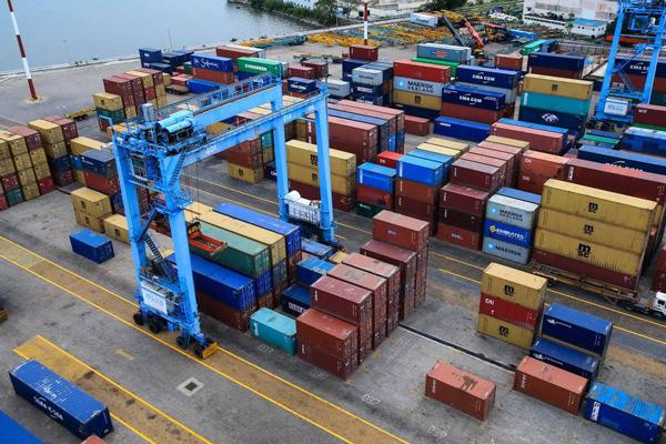 2019年1-11月我国进出口贸易情况