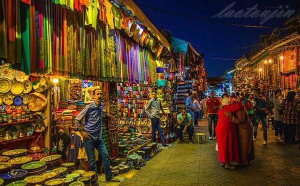 摩洛哥市场菲斯十大市场介绍