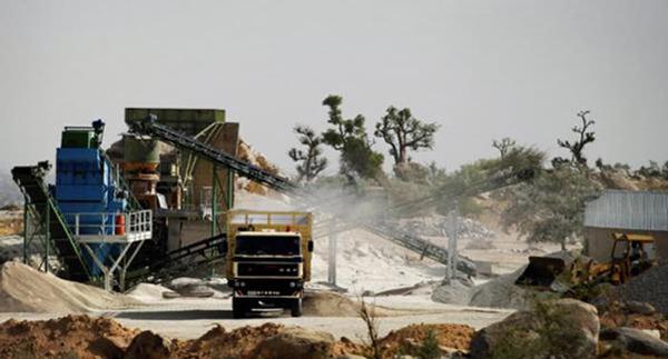 坦桑尼亚矿产交易中心数量达29座