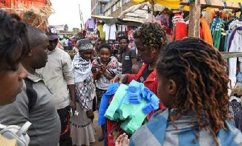 禁止进口二手服饰,肯尼亚表示这是基于新冠