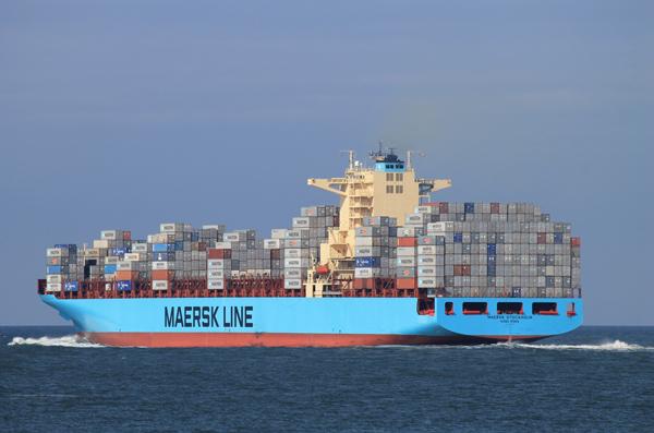 疫情已经使船东生意减少,马士基4月中旬开始实施空白航行